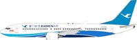 "Xiamen Airlines Boeing 737-8 Max ""2000th"" B-1136 (1:200) - Preorder item, order now for future delivery, InFlight 200 Scale Diecast Airliners, Item Number IF737MAXMF002"