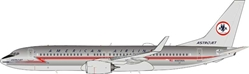 American Airlines Boeing 737-800 N905NN Polished With Stand (1:200) By Inflight Models