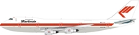 Martinair Boeing 747-200 PH-MCF (1:200) - Preorder item, order now for future delivery, InFlight 200 Scale Diecast Airliners Item Number IF7420817A