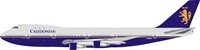 Caledonian Airways  Boeing 747-283B G-BMGS (1:200)