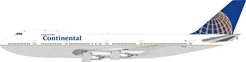 Continental Airlines Boeing 747-200 N33021 (1:200) - Preorder item, Order now for future delivery , InFlight 200 Scale Diecast Airliners Item Number IF742CO1218