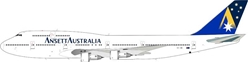 Ansett B747-300 VH-INK (1:200), InFlight 200 Scale Diecast Airliners Item Number IF743AN001