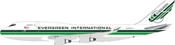 Evergreen International Airlines Boeing 747-400 N492EV (1:200) by InFlight 200 Scale Diecast Airliners