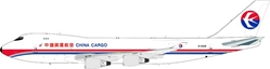 China Cargo Airlines Boeing 747-400 B-2428 (1:200) - Preorder item, Order now for future delivery , InFlight 200 Scale Diecast Airliners Item Number IF744MU2428
