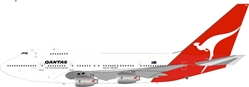 Qantas VH-EAB Boeing 747SP-38 with stand (1:200)