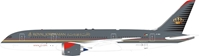 Royal Jordanian Boeing 787-8 Dreamliner JY-BAH (1:200) - Preorder item, order now for future delivery, InFlight 200 Scale Diecast Airliners, Item Number IF788RJ0119