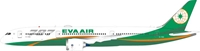 EVA Air Boeing 787-9 Dreamliner B-17881 (1:200) - Preorder item, order now for future delivery