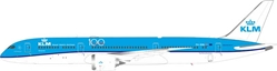 KLM Boeing 787-9 Dreamliner PH-BHN With Stand (1:200) By Inflight Models
