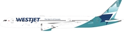 WestJet Boeing 787-9 Dreamliner C-GUDH (1:200), InFlight 200 Scale Diecast Airliners, IF789WS0219