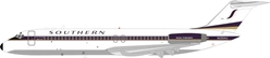Southern Airways Douglas Dc-9-31 N1334U (1:200) by InFlight 200 Scale Diecast Airliners Item Number IF931S00519