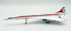 Air India Concorde VT-SST (1:200), InFlight 200 Scale Diecast Airliners Item Number IFCONC1017