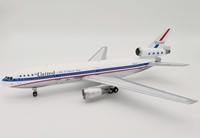 United Airlines McDonnell Douglas DC-10-10 N1817U Polished  (1:200) - Preorder item, order now for future delivery, InFlight 200 Scale Diecast Airliners, Item Number IFDC100517PB
