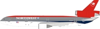 Northwest Airlines McDonnell Douglas DC-10-30 N235NW (1:200), InFlight 200 Scale Diecast Airliners, IFDC10NW0119