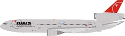 Northwest Airlines McDonnell Douglas DC-10 N239NW With Stand LIMITED  (1:200) by InFlight 200 Scale Diecast Airliners