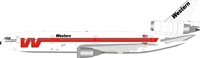 Western Airlines McDonnell Douglas DC-10-10 N906WA (1:200) - Preorder item, order now for future delivery