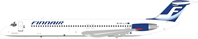 Finnair Douglas DC-9-50 OH-LYS (1:200), InFlight 200 Scale Diecast Airliners, Item Number IFDC9511118