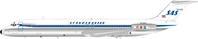 Scandinavian Airlines SAS DC-9-51 YU-AJU (1:200) - Preorder item, order now for future delivery, InFlight 200 Scale Diecast Airliners, Item Number IFDC951SK0219AP