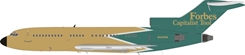 Forbes Capitalist Tool Boeing 727-27 N60FM (1:200)