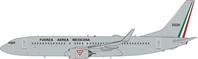 Mexican Air Force Boeing 737-800 3526 (1:200) by JF-737-8-001