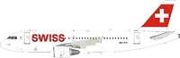 Swiss International Air Lines Airbus A319-112 HB-IPV With Stand (1:200)