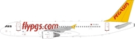 Pegasus Airlines A320-214 TC-DCJ (1:200)