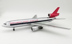 Northwest Orient Airlines  DC-10-40 N143US (Limited 97pcs) (1:200) by InFlight 200 Scale Diecast Airliners