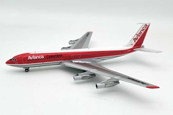 Avianca Boeing 707-300 HK-2016 With Stand (1:200)