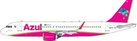 Azul A320neo PR-YRS (1:400) by Phoenix 1:400 Scale Diecast Aircraft Item Number: PH4AZU1907