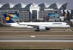 Lufthansa A350-900 D-AIXB (1:200), WB Models by InFlight 200 Item Number WB-A350-AIXB