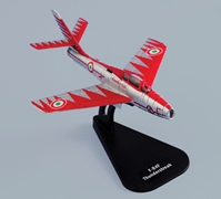 F-84F Thunderstreak, Diavoli Rossi (1:100), Italeri Item Number ITA48110