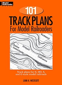 101 Track Plans For Mrr, Kalmbach HobbyStore Item Number KAL12012