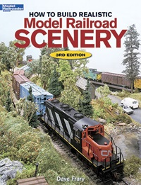 Build Realistic Mrr Scenery, Kalmbach HobbyStore Item Number KAL12216