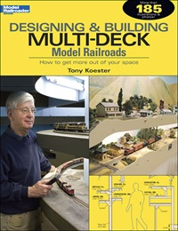 Design &Build Multi-Deck Mrr, Kalmbach HobbyStore Item Number KAL12434