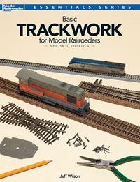 Basic Trackwork Mrr 2nd Ed, Kalmbach HobbyStore Item Number KAL12479