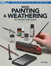 Basic Painting & Wethering 2nd, Kalmbach HobbyStore Item Number KAL12484