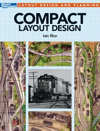 Compact Layout Design, Kalmbach HobbyStore Item Number KAL12487