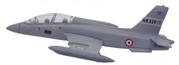 Aermacchi MB 339 (1:94), Model Power Diecast Planes Item Number MP5358
