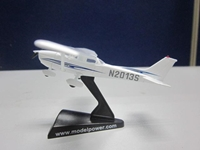 Cessna 172 Skyhawk (1:87), Postage Stamp Diecast Planes Item Number MP5603-2