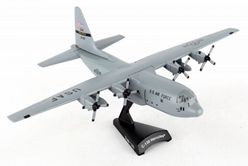 "USAF C-130 Hercules ""The Rock"" (1:200) by Postage Stamp Diecast Planes item number: PS5330-3"