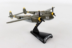 "P-38 Lightning ""23 Skidoo"" (1:115) by Postage Stamp Diecast Planes item number: PS5362-4"