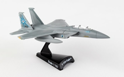 "F-15A Eagle ""Green Dragons"" (1:150) by Postage Stamp Diecast Planes item number: MP5385-3"
