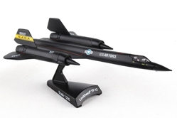 NASA YF-12 (SR-71 Blackbird) (1:200) by Postage Stamp Diecast Planes item number: PS5389-1
