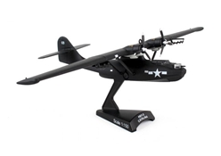 "PBY-5 Catalina ""Black Cat"" (1:150) by Postage Stamp Diecast Planes item number: MP5556-3"