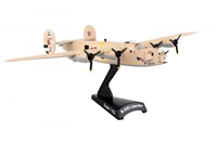 "B-24D Liberator  ""Strawberry Bitch"" (1:163) by Postage Stamp Diecast Planes item number: PS5557-5"