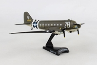 "C-47 Skytrain ""Tico Bell"" (1:144) by Postage Stamp Diecast Planes item number: PS5558-3"