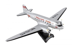 "TWA DC-3  ""Victory in the Air - Buy Bonds"" (1:144) by Postage Stamp Diecast Planes item number: PS5559-4"