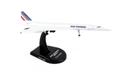 Air France Concorde (1:350) by Postage Stamp Diecast Planes item number: PS5800-1