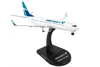 Westjet 737-800 New Livery (1:300) by Postage Stamp Diecast Planes item number: PS5815-1