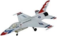 F-16 Falcon (1:72) by Motormax Diecast