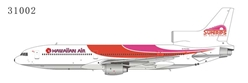 Hawaiian Air L-1011-1 N763BE Hybrid (1:400) by NG Models Item Number: 31002